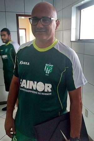 Eduardo Bahia; Vitória da Conquista (Foto: Divulgação/ECPP Vitória da Conquista)