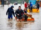 Com influência do El Niño, verão deve ser chuvoso no Rio Grande do Sul
