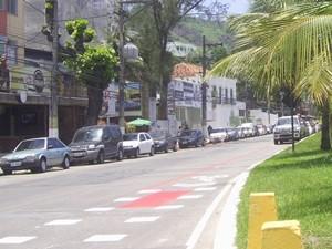 A Subsecretaria de Trânsito de Niterói afirma que irá reforçar a fiscalização. (Foto: Mauricio Maia Soares/VC no G1)