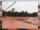 Material tóxico contamina água de Barcarena, no Pará, após chuvas