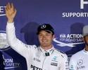 Rosberg, pole e chance de ouro