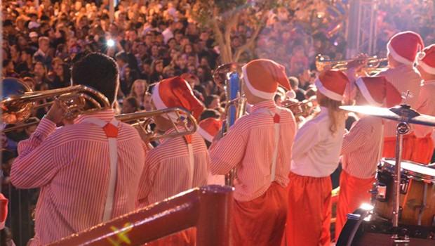 É 'Tempo de Natal', venha se divertir, neste sábado (12), em Guarapuava (Foto: Divulgação)
