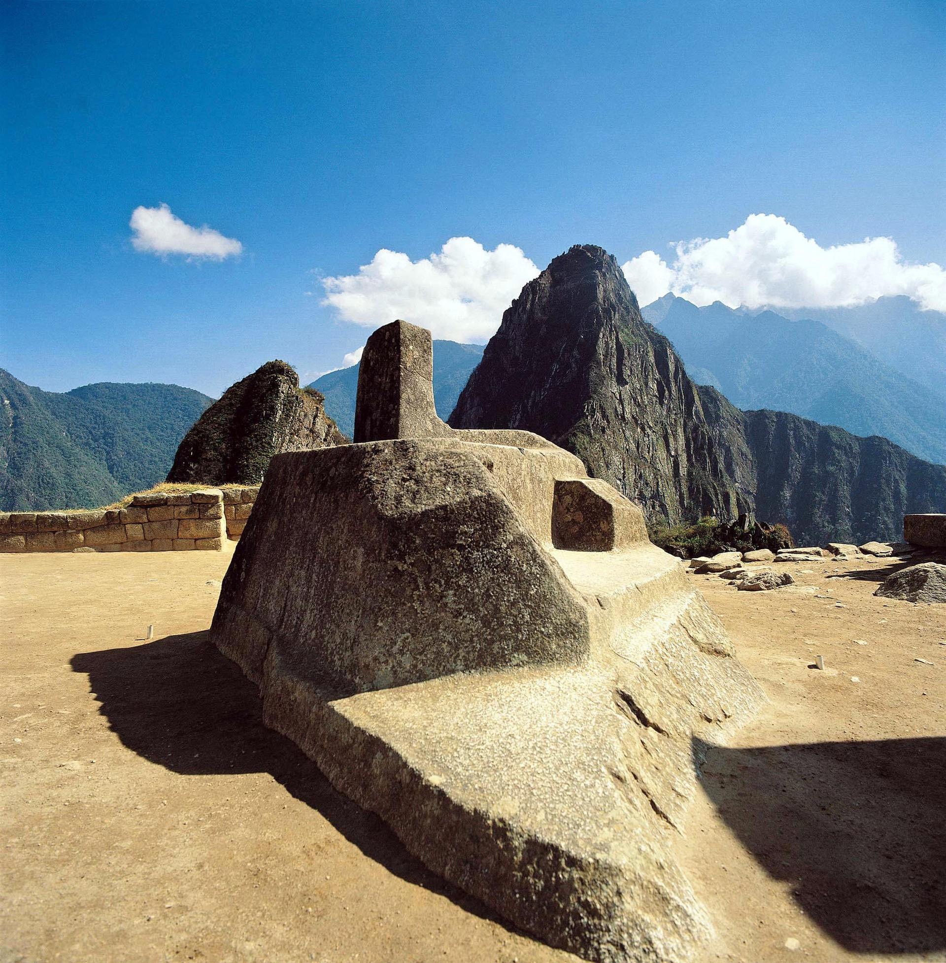 Um novo trecho do caminho inca foi descoberto (Foto: afp)