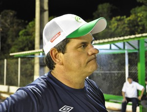 Helmute Laswich presidente do Luverdense (Foto: Robson Boamorte)