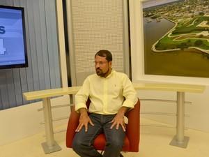 Candidato Camilo Capiberibe, do PSB (Foto: Eleições 2014, Amapá)