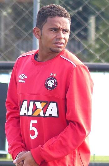 Deivid Atlético-PR (Foto: Monique Silva)