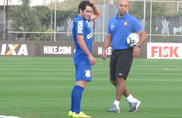 Nicolas Lodeiro Corinthians (Foto: Rodrigo Faber )