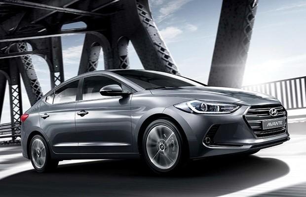 Novo Hyundai Elantra (Foto: Divulgação)