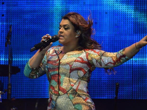 Preta Gil em show no Recife (Foto: Felipe Souto Maior/ Ag. News)