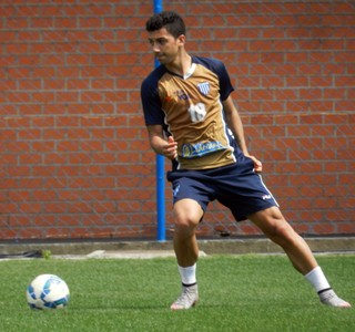 Renan Oliveira Avaí (Foto: André Palma Ribeiro/Avaí F. C.)