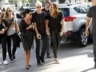 Corpo do pai de Xuxa, Luiz Floriano Meneghel, é velado no Rio