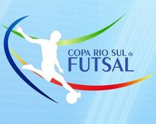 Final da Copa Rio Sul 2014 (Foto: Reprodução: Tv Rio Sul)