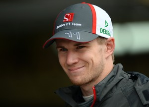 Nico Hulkenberg, da Sauber (Foto: Getty Images)