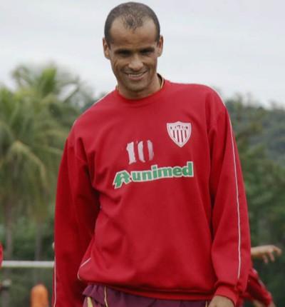 Rivaldo meia Mogi Mirim (Foto: Reprodução / EPTV)