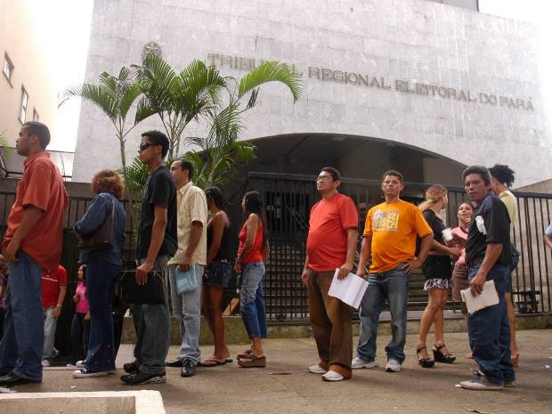 Tribunal Regional Eleitoral do Pará (TRE-PA) registrou mais 900 candidaturas às eleições 2014 no Estado. (Foto: Dirceu Maués/O Liberal)