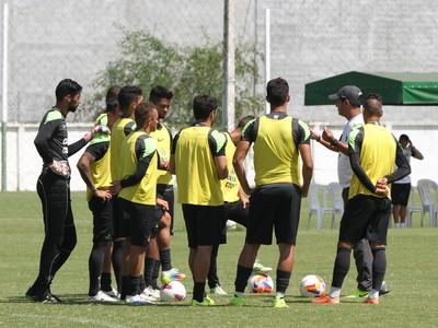 coritiba jogadores treino (Foto: Divulgação/Coritiba )