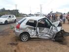 Motorista de carro roubado morre em acidente em Pinhal, RS