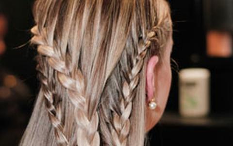 Trança tripla: veja o passo-a-passo do penteado de festa