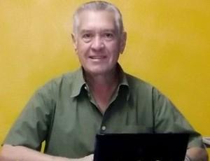 Moisés Cândido gerente de futebol São Carlos (Foto: Divulgação / São Carlos)