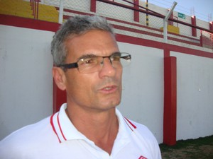 Eugênio Souza Tombense (Foto: Bruno Ribeiro)