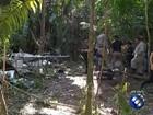 Aeronave com paraquedistas cai em terreno da Embrapa no Pará
