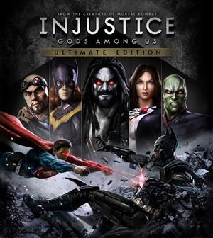 PlayStation 4 e PS Vita irão ganhar versão 'definitiva' de game 'Injustice' (Foto: Reprodução/Facebook/Injustice)