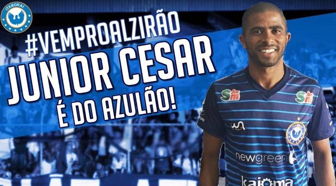 Júnior César (Foto: Divulgação/Itaboraí)