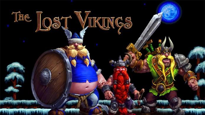 The Lost Vikings estão de volta como campeões em Heroes of the Storm (Foto: Reprodução: YouTube)
