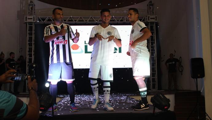ASA lança nova camisa  (Foto: Divulgação / ASA)