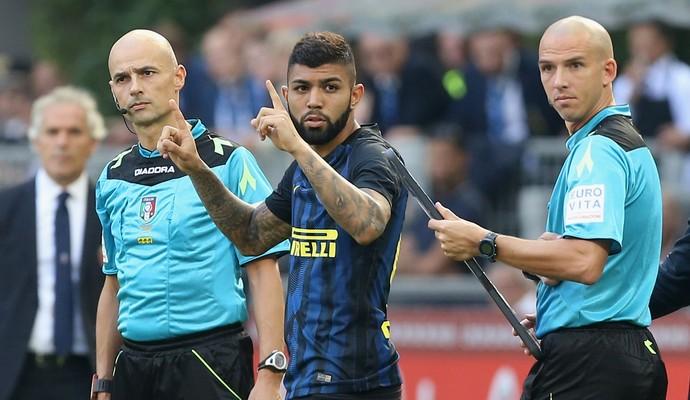 Gabriel Gabigol Inter de Milão Bologna (Foto: Getty Images)