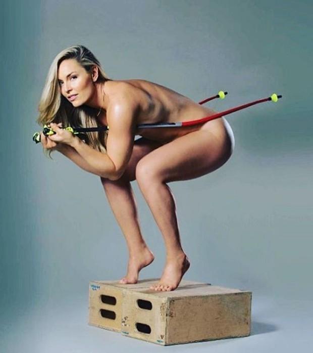 Lindsey Vonn (Foto: Reprodução)