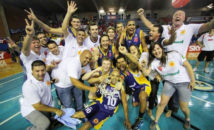 São José campeão Paulista (Foto: Antônio Basílio/PMSJC)