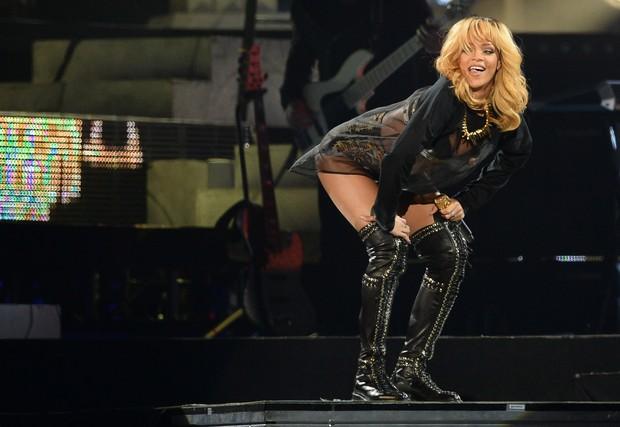 Rihanna (Foto: Agência/ Grosby Group)