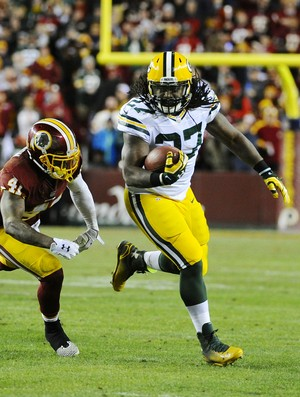 Eddie Lacy - Green Bay packers playoffs NFL (Foto: Reuters)