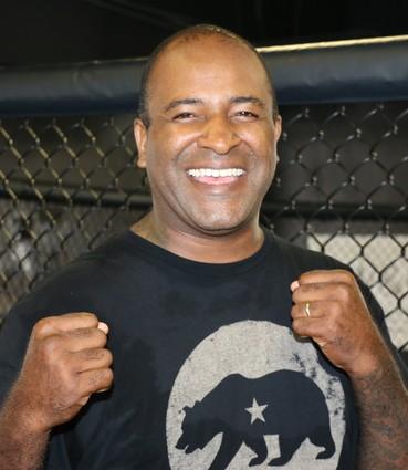 Rafael Cordeiro, UFC (Foto: Evelyn Rodrigues)