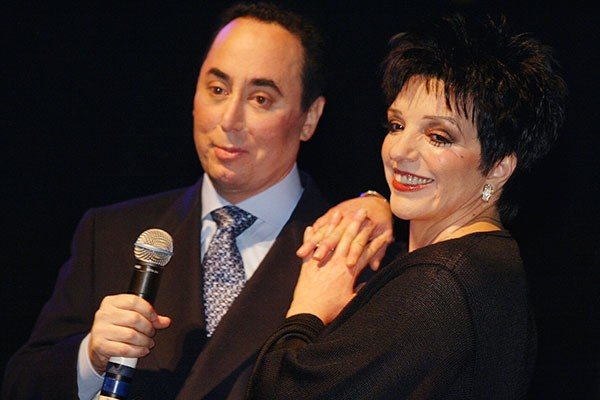 David Gest and Liza Minnelli (Foto: Getty Images)