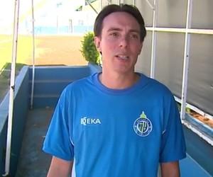 Felipe Ferreira, Sanca (Foto: Reprodução/EPTV)