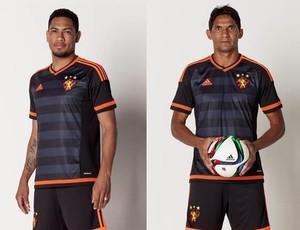 Nova camisa do Sport  (Foto: Adidas/Divulgação)
