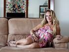 Aos 44 anos e em ótima forma, Marinara Costa anuncia: 'O coração está querendo ser preenchido'