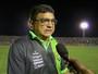 Insatisfeito com produção ofensiva, treinador do Cuiabá admite mudanças