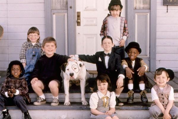 'Os Batutinhas' foi aos cinemas em 1994 e durante as duas décadas que se seguiram tornou-se um dos filmes mais queridos da criançada. (Foto: Divulgação)