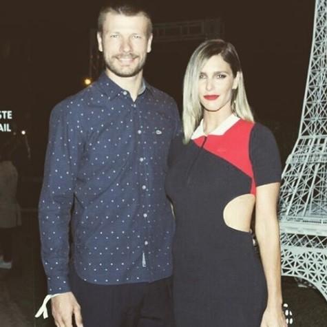 Rodrigo Hilbert e Fernanda Lima (Foto: Reprodução / Instagram)