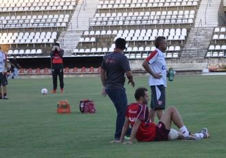 Gabriel CRB (Foto: Jota Rufino/GloboEsporte.com)
