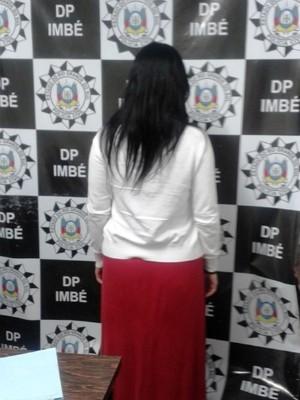 Advogada presa enganava presos com a ajuda de um pastor (Foto: Divulgação/Polícia Civil)