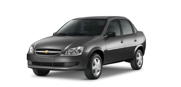 Chevrolet Classic Advantage (Foto: Divulgação)