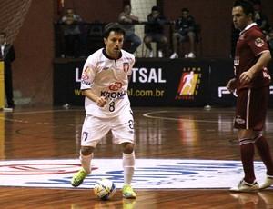 Leco Falcão Joinville Orlândia Liga Futsal (Foto: Manolo Quiróz/Divulgação)