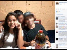 Rita de Cássia morreu no acidente (Foto: Reprodução/Facebook)