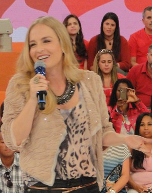 Angélica arrasa no Esquenta! (Foto: TV Globo/ Esquenta)