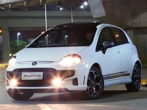 Fiat Punto (Foto: Divulgação)