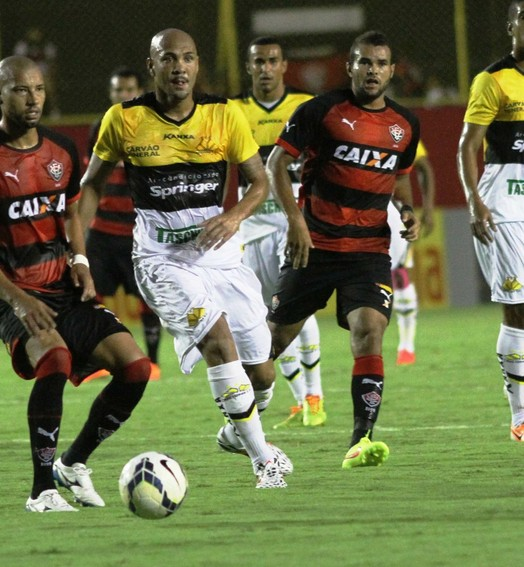 não entra (Fernando Ribeiro/criciumaec.com.br)